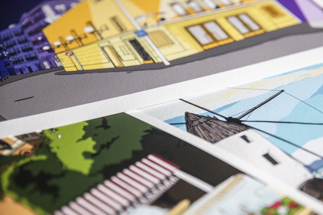 Giclee Prints | Impresiones glicee | Giclee Printing