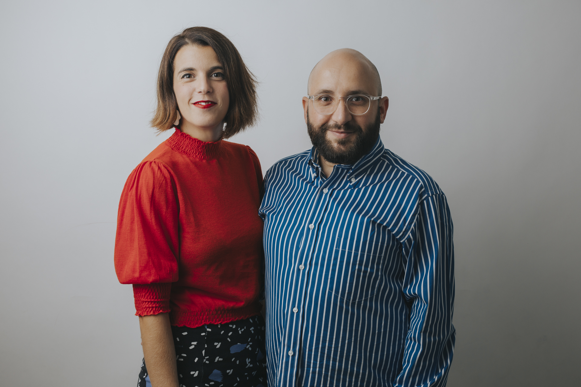 Laura y Jose Angel de BAR