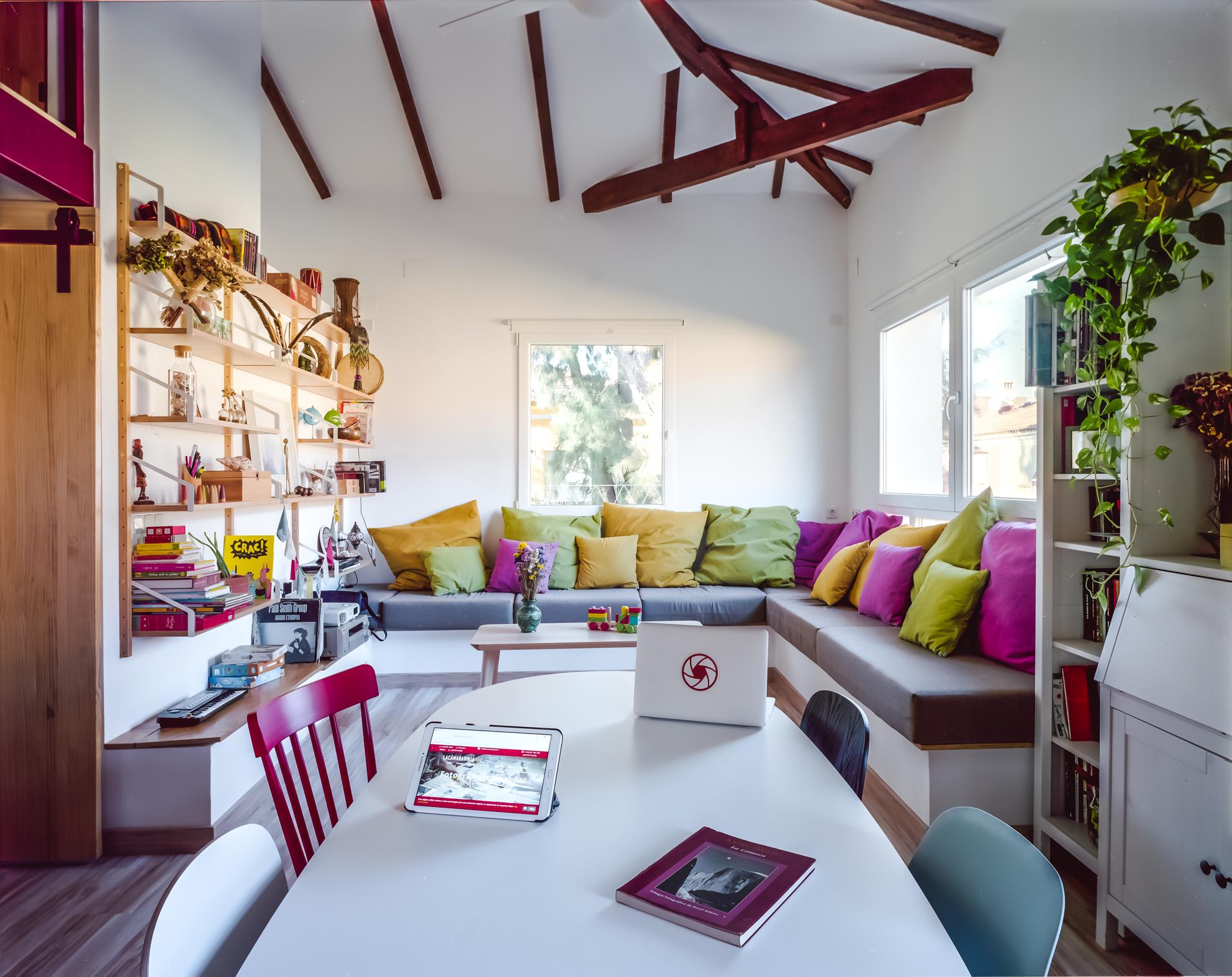 Una casa de Vistabella. Fotografía de Arquitectura e interiorismo de La Cámara Roja